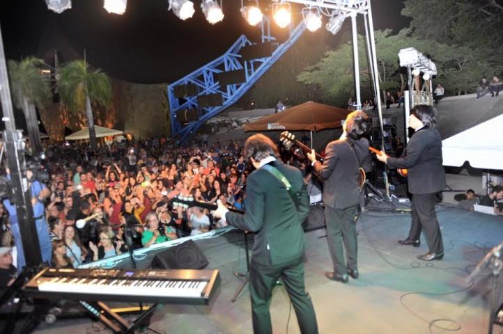 Fotos: Noches de Música en la Estrella del Norte con el grupo Jukebox