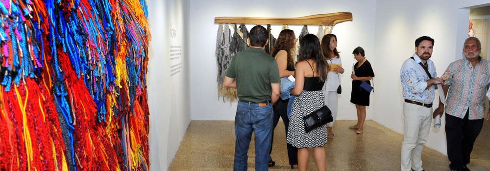 Fotos: Apertura de la Exhibición Convergencia