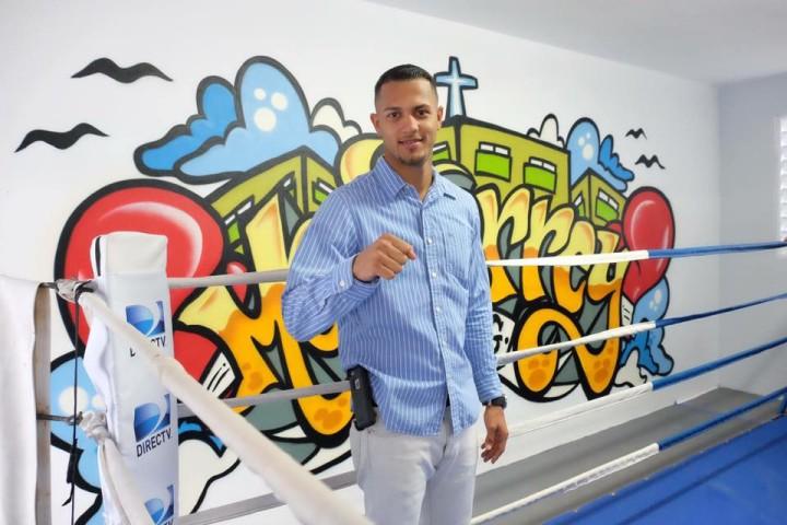 Boxeador Román
