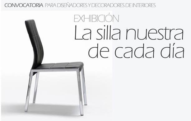 Convocatoria Exhibici N La Silla Nuestra De Cada D A En