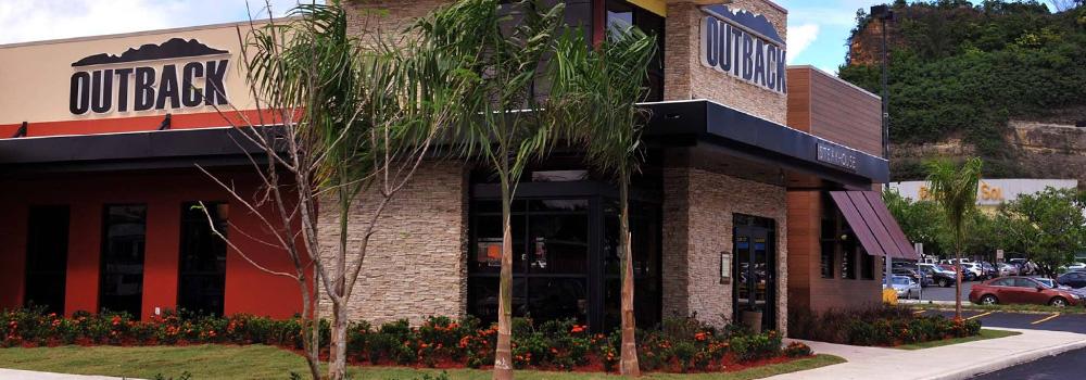 Gran Apertura de Outback Steakhouse en Nuestra Ciudad de Bayamón