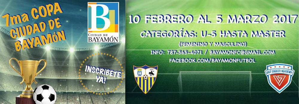 7ma Copa Ciudad de Bayamón