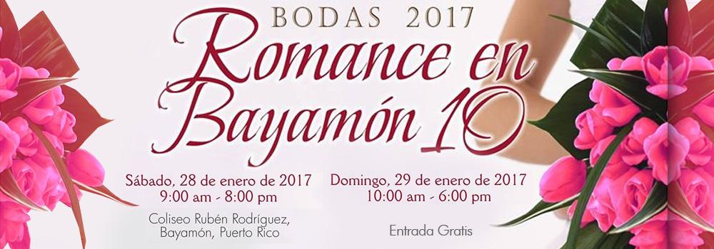 Feria de Bodas: Romance en Bayamón el 28 y 29 de enero en el Coliseo Rubén Rodríguez