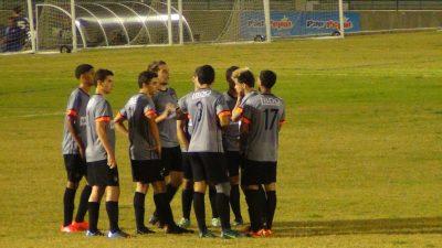 Equipo en Bayamón Soccer Complex
