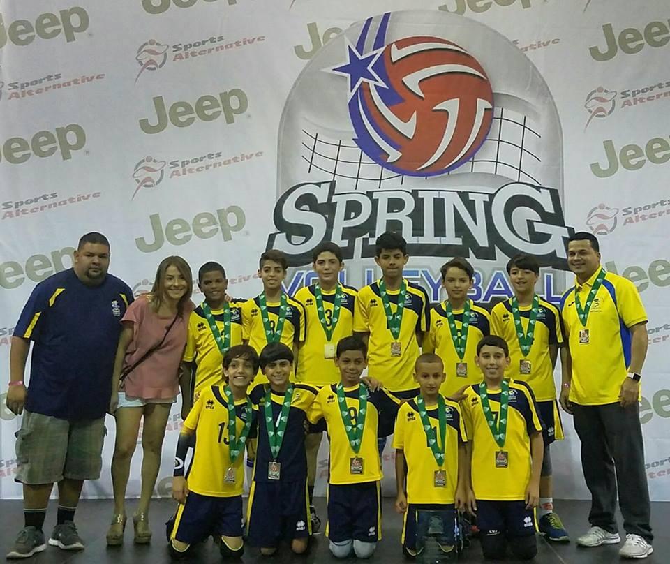 Equipo Campeon 12 años Vaqueros