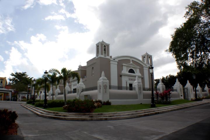 Transformado en Centro Educativo Casco Bayamón