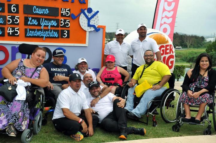 """Exitosa y Más la Segunda Edición de la Copa Jíbara de Golf """"Somos Sin Paredes"""""""