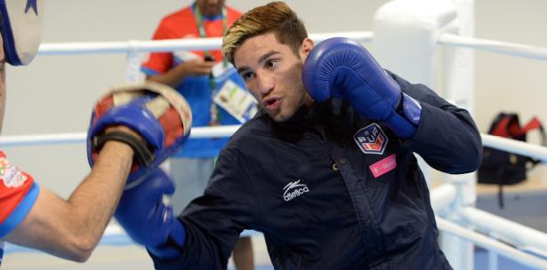 Jeyvier Cintrón Nació para ser Boxeador