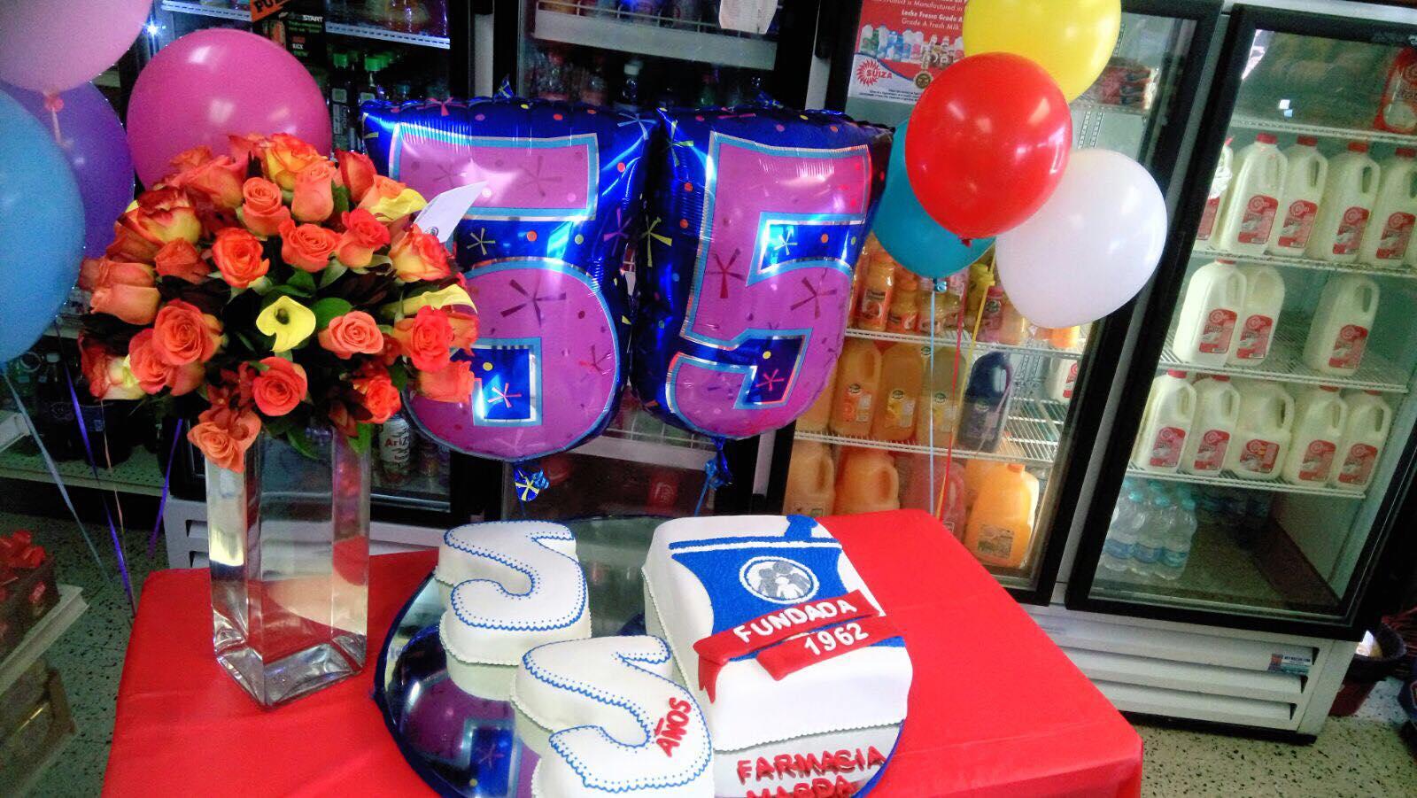 Farmacia Magda Celebra sus 55 Aniversario