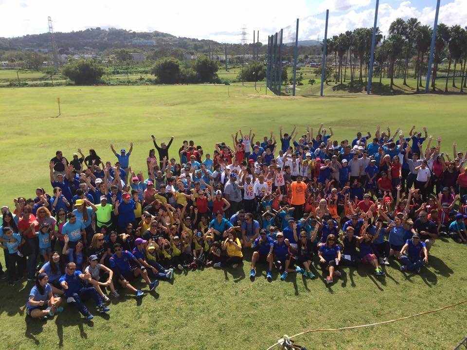 Quinta Edición del Festival de Golf de Educación Física Adaptada