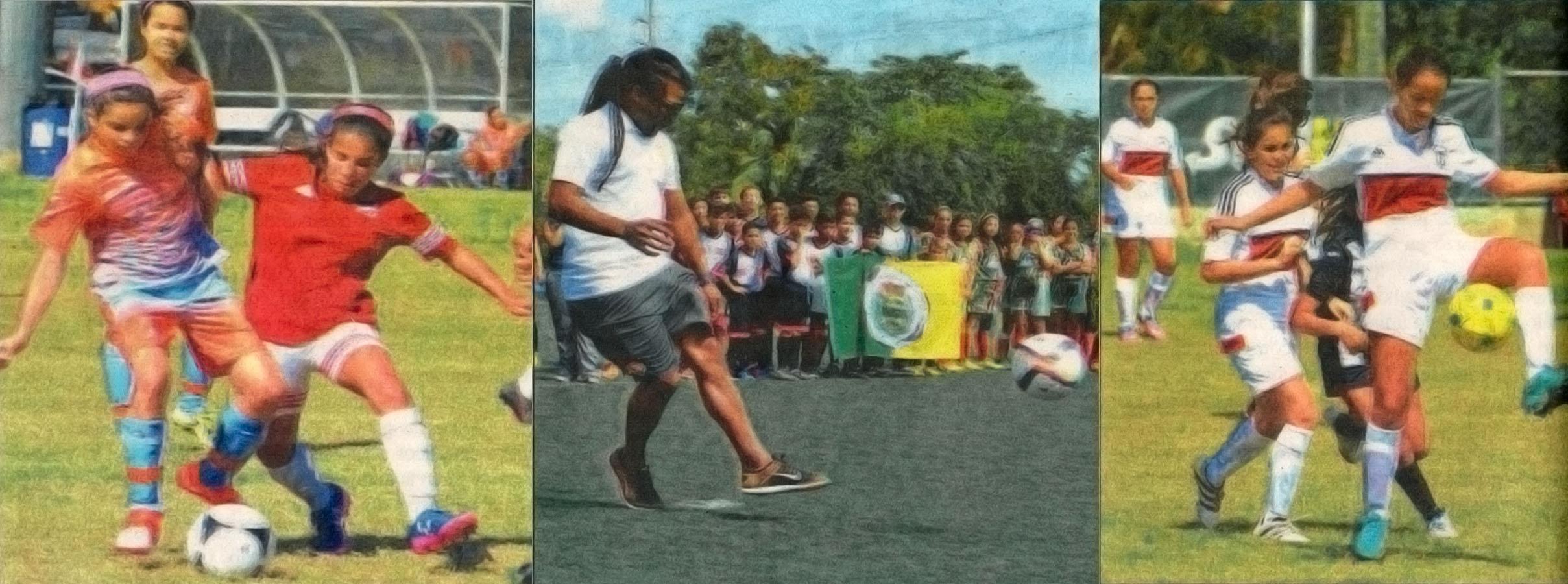 Concurrido Torneo Pimavera de la Liga Fútbol