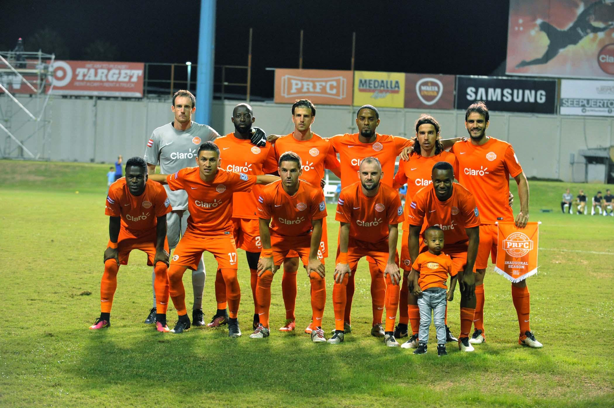 Jugadores del Puerto Rico Futbol Club