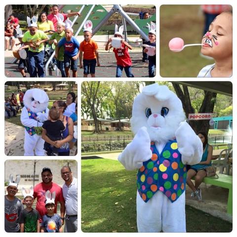 ¡Día de Pascuas en el Parque en el Parque de las Ciencias! ¡Una experiencia inolvidable!