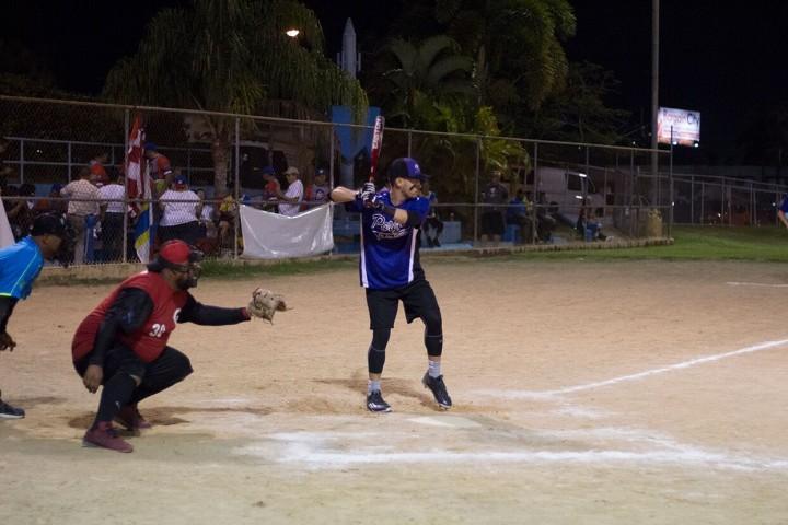 Inauguración Torneo Interagencial