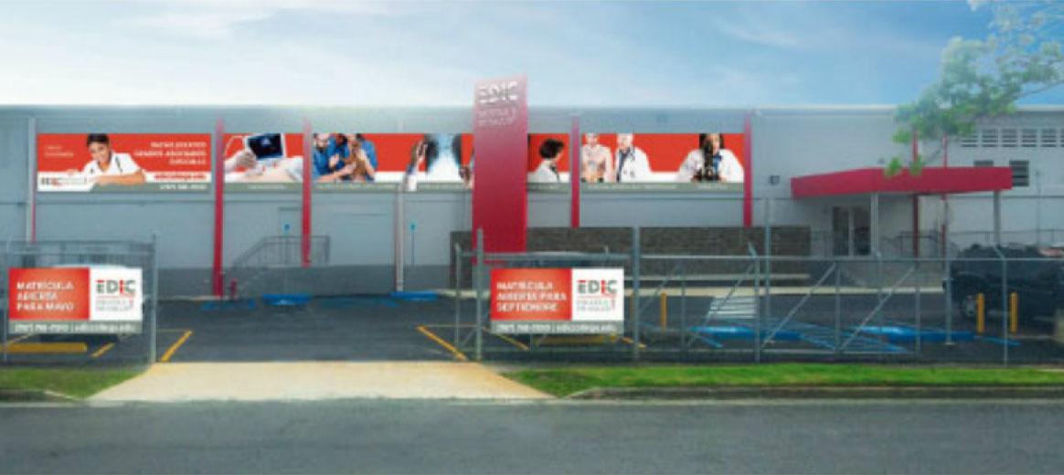 EDIC College Escuela Salud Abre en Bayamón