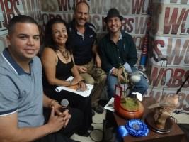 Alex Ríos: 'artescultor' con proyección mundial