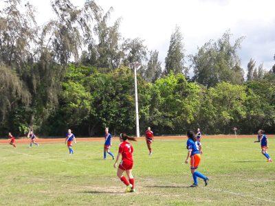 Demostración de fuerza de Bayamón FC en Copa Nacional Femenina