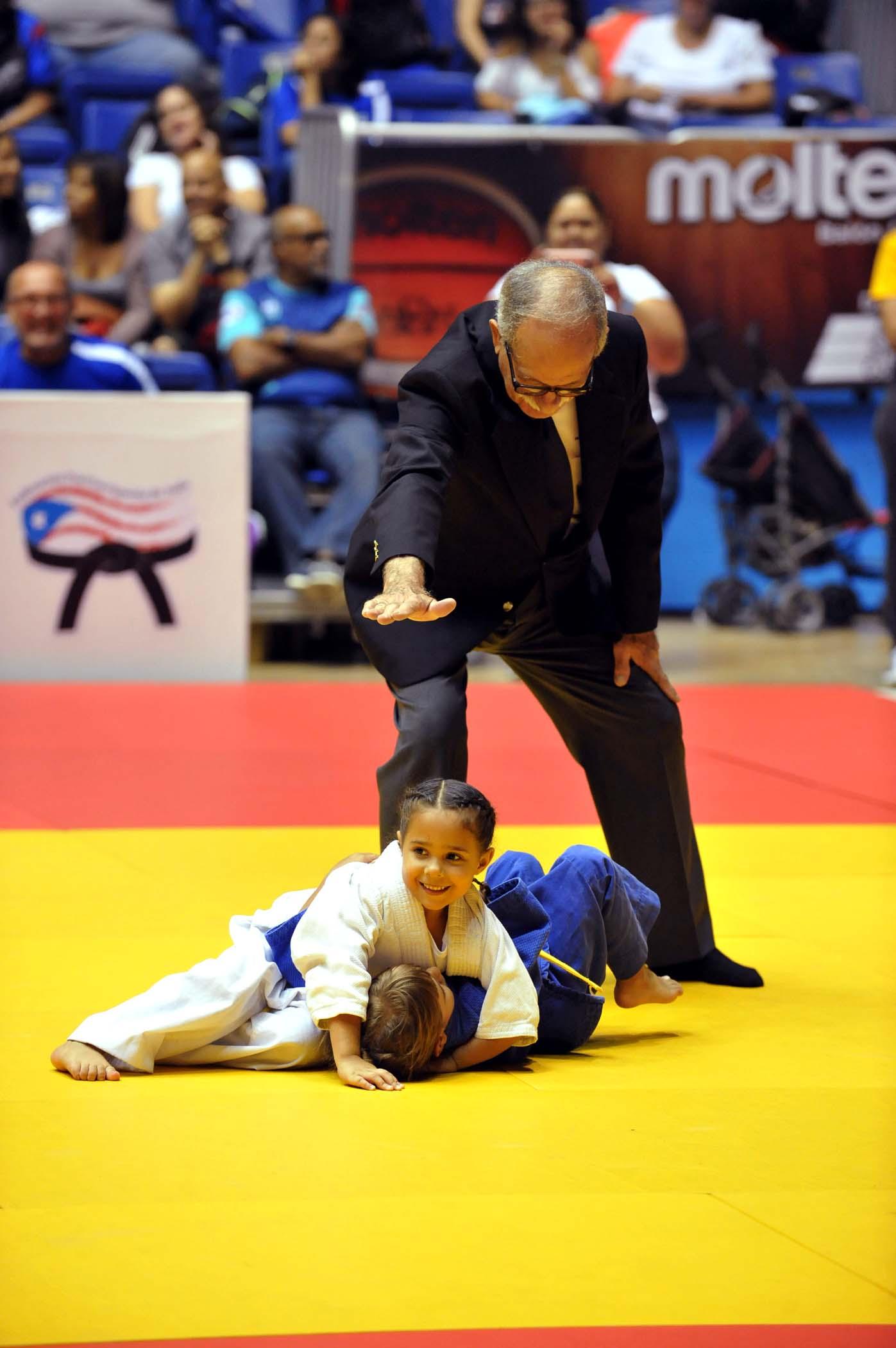 Bayamón celebra 6to Torneo Interclubes de Judo