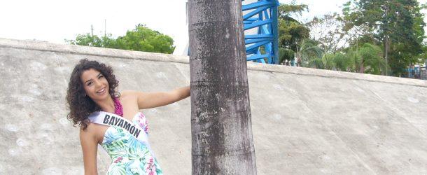 Estudiante de Bayamón Sueña ser la Nueva Miss Mundo
