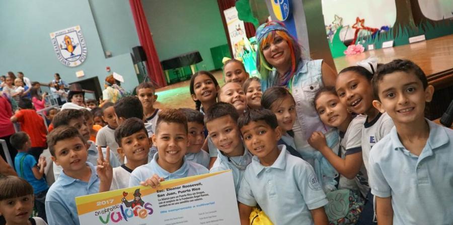 Programa Educativo Siembra Valores en Nuestros Niños