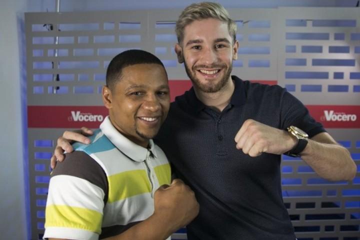 Jeyvier Debutará en P.R. como Boxeador