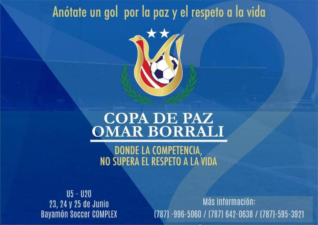 Copa de la Paz Omar Borrali