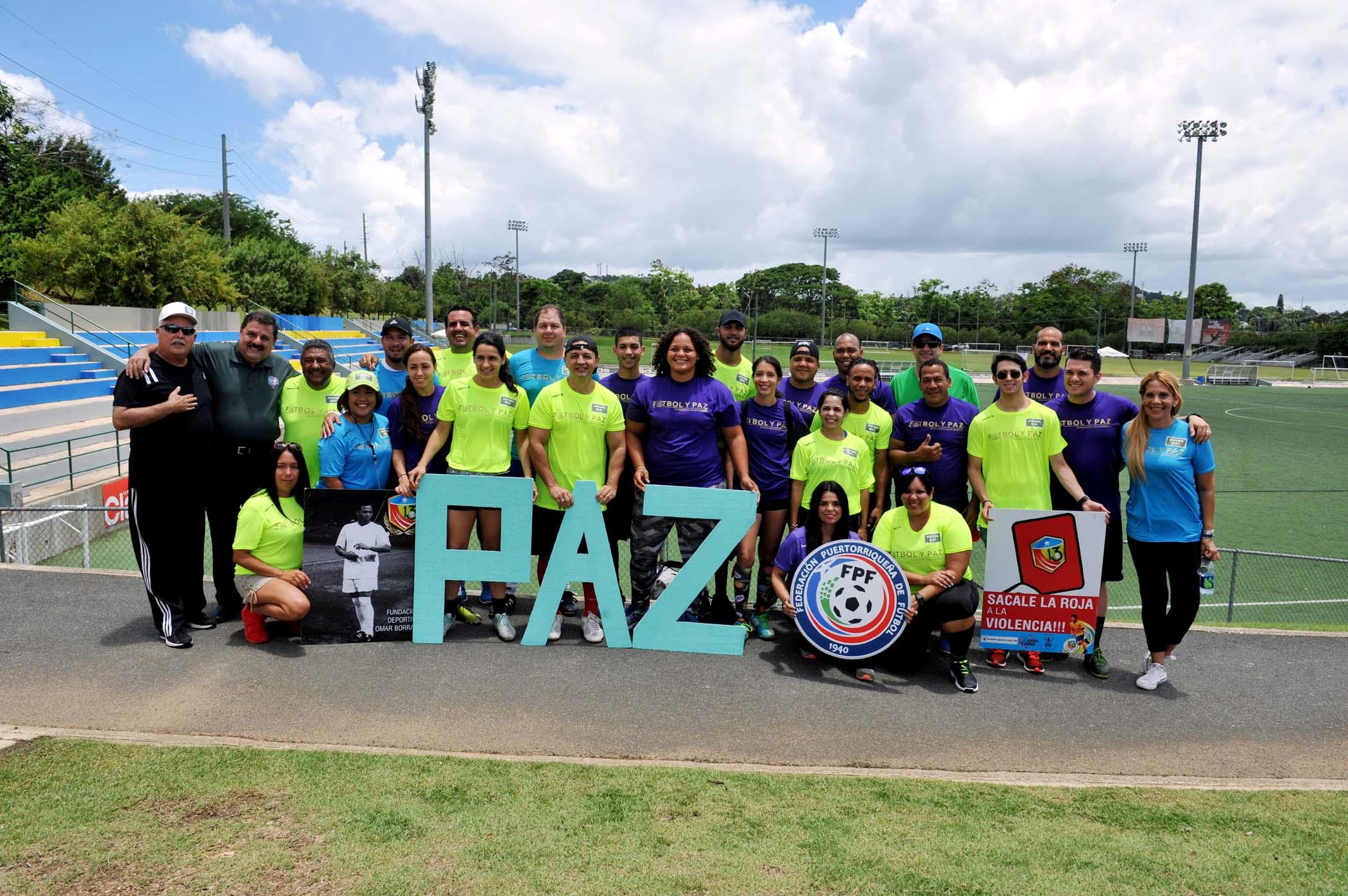 Llena de emociones culmina la 2da edición de la Copa de Paz