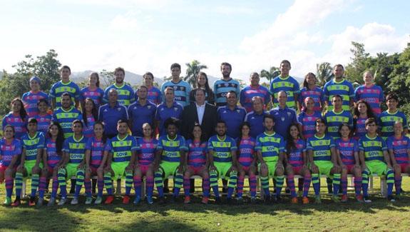 Dominantes los Equipos Superiores del Bayamón FC