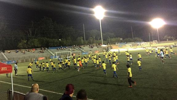 Gran Cierre de Semestre del Bayamón FC