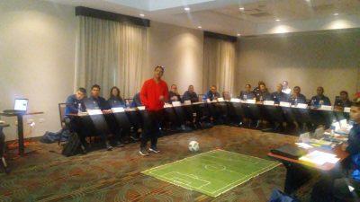 Curso Internacional 'Referee Assistance Program'