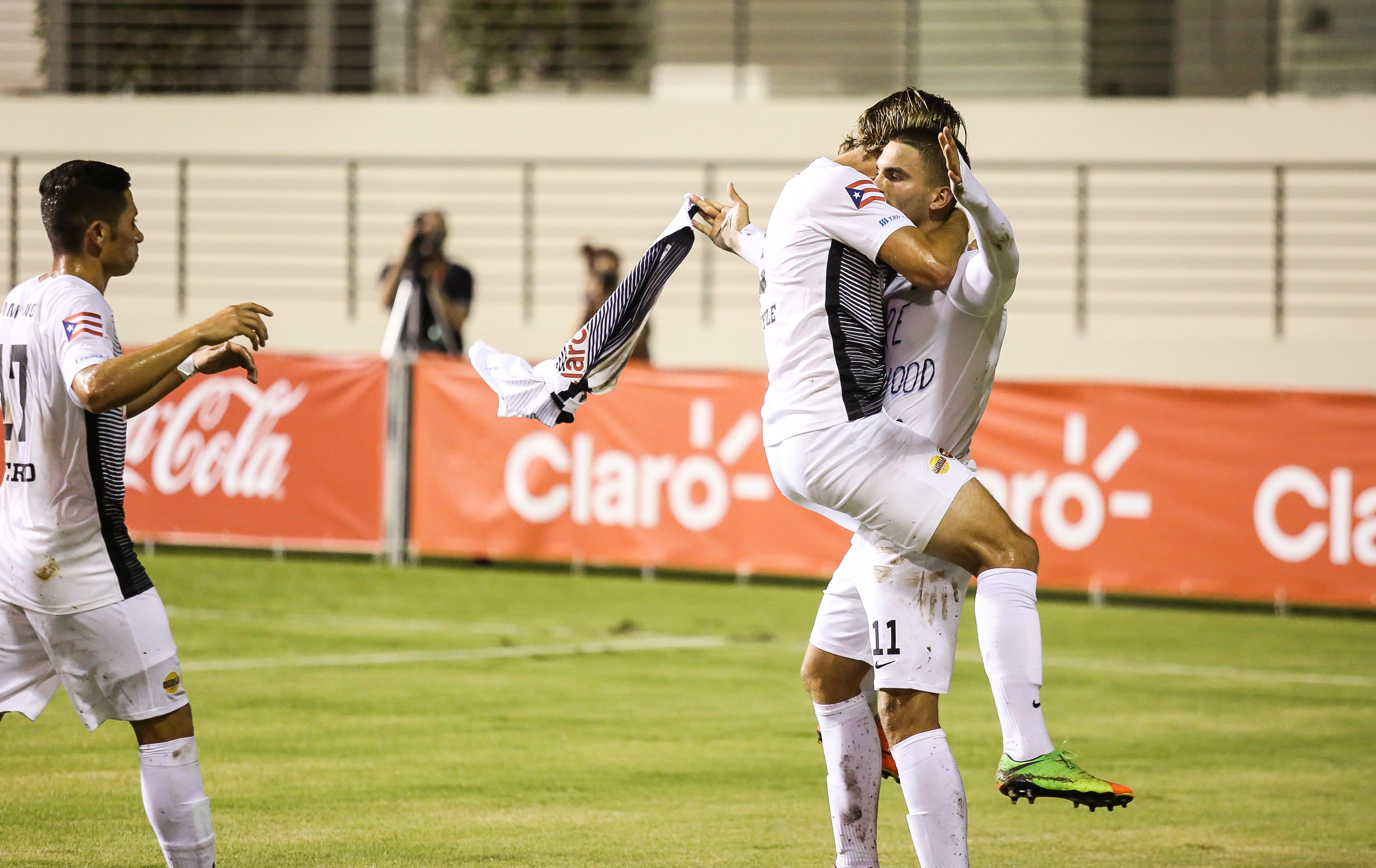 Puerto Rico Futbol Club goléa a Edmonton