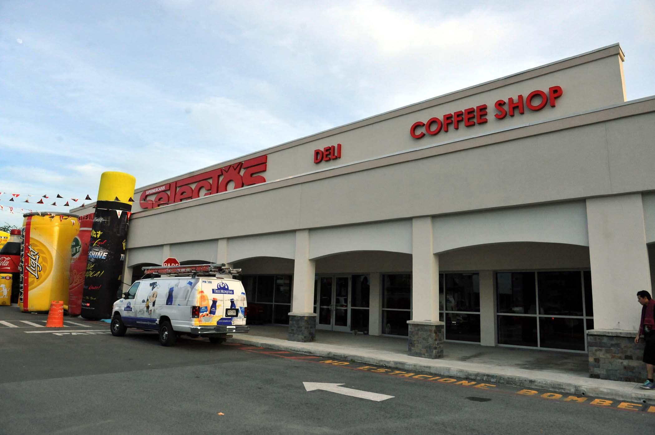 Establecimiento de Supermercados Selectos