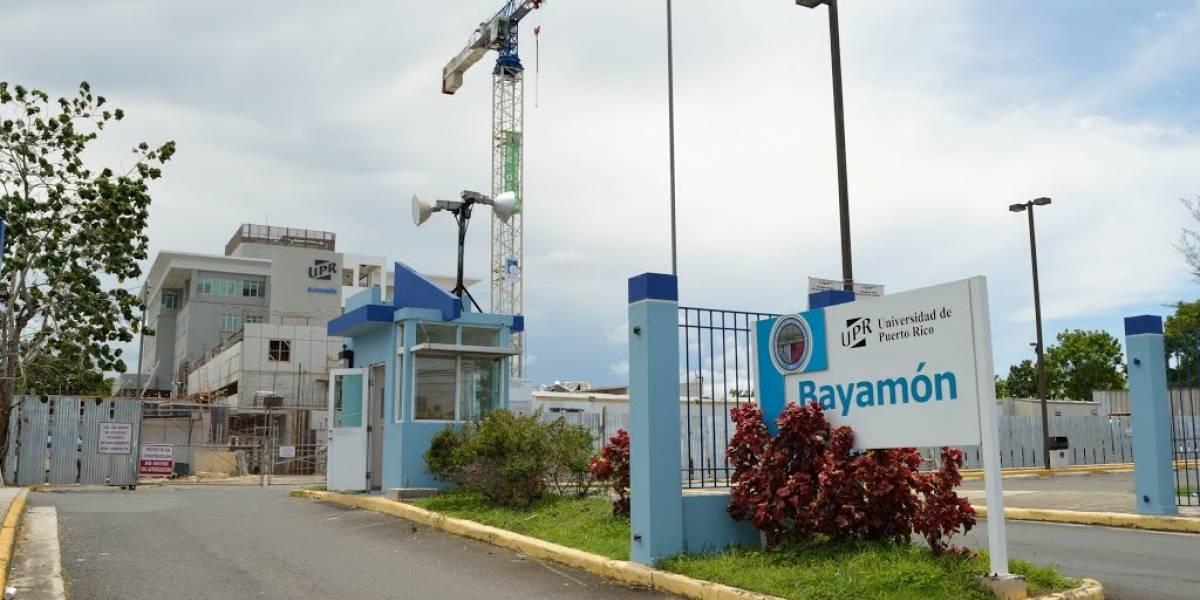 Destacan la Labor de las Organizaciones Estudiantiles de UPR Bayamón
