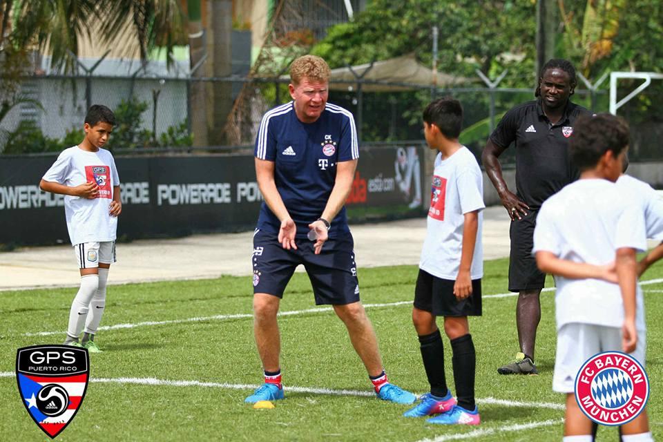 Thomas Doellner, estuvo presente para, no solo ver y evaluar el talento de los jugadores puertorriqueños.