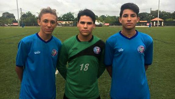 Tres Jugadores del Bayamón FC en Selección sub-15 NORCECA