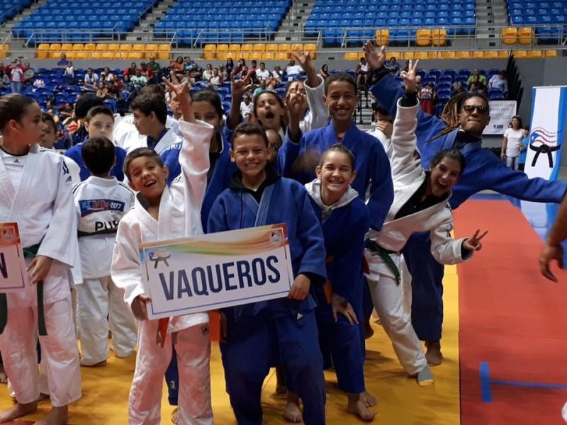 Judo vaqueros