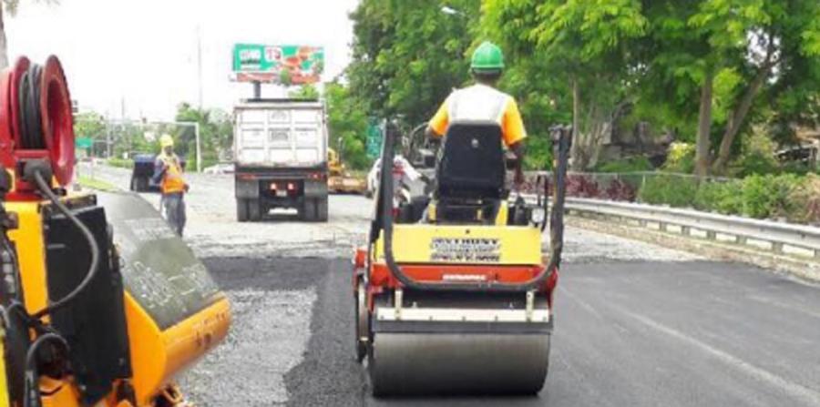 Trabajos de repavimentación en carretera PR-29 Bayamón