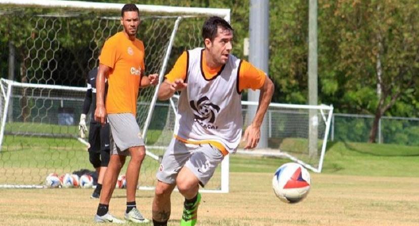 El mediocampista español Mario Martínez Rubio entrenó con el Puerto Rico FC por primera vez el lunes y estará en uniforme para el desafío de esta noche contra el Jacksonville Armada.