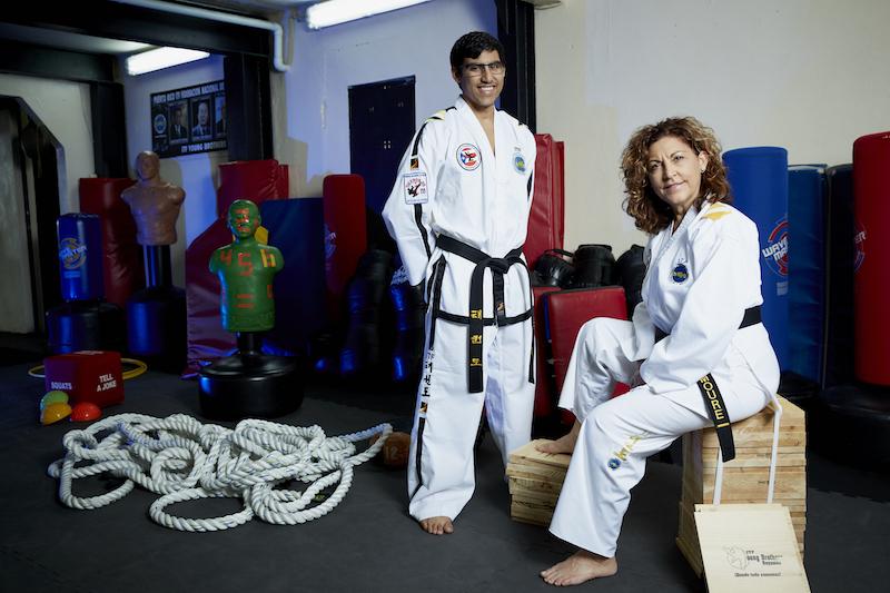 CB Espanol entrevista young brothers artes marciales