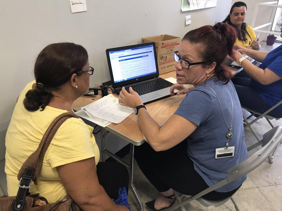 Nuevo Centro de Asistencia FEMA