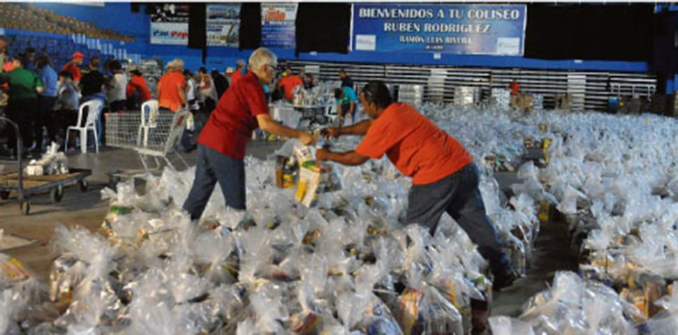 BAyamon extiende ayudas a comunidades