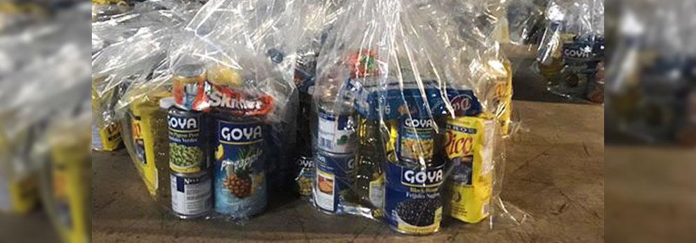 Municipio de Bayamón Prepara Paquetes con Suministros