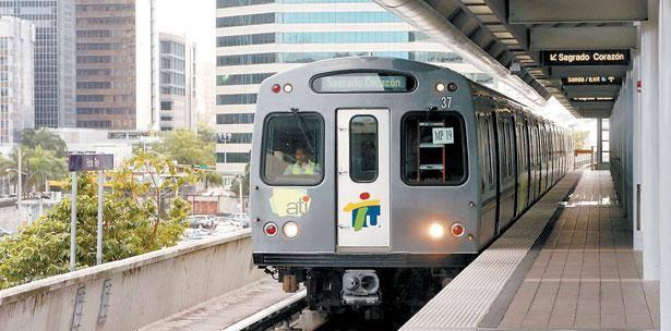 El Tren Urbano Inició Operaciones Libre de Costo Hasta el 31 de diciembre
