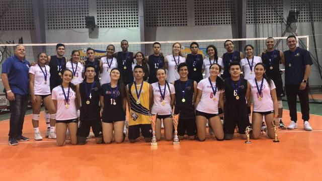 BMA Llega a la Cima del Voleibol Escolar