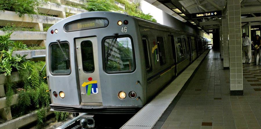 Tren Urbano Regresa a su Horario Regular