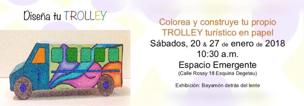 Taller: Diseña Tu Trolley