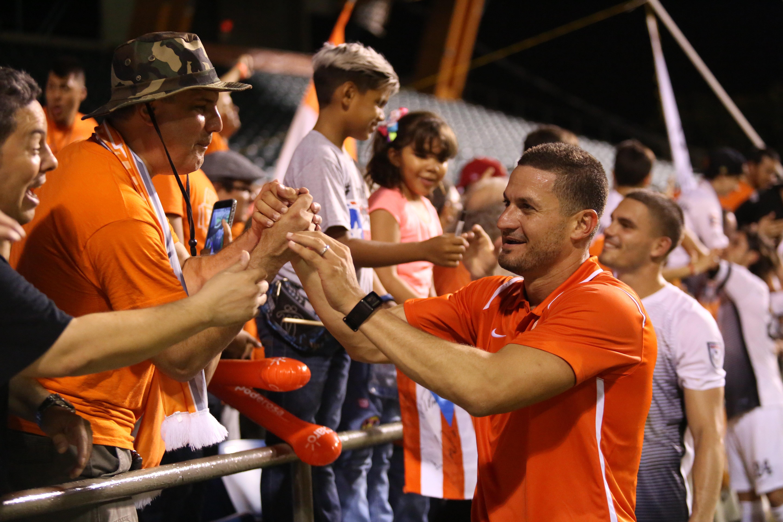 Marco Vélez Regresa al Bayamón FC