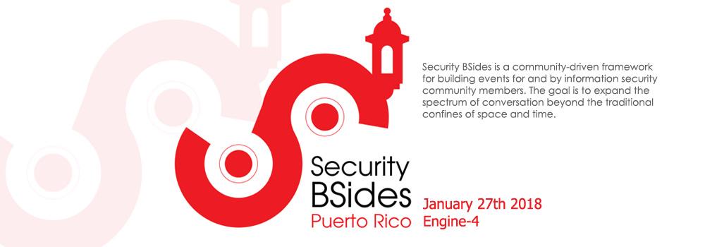 Security B-Sides en Engine-4 el 27 de enero de 2018