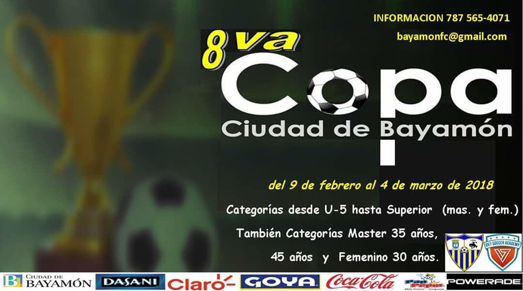 8va Copa Ciudad de Bayamón