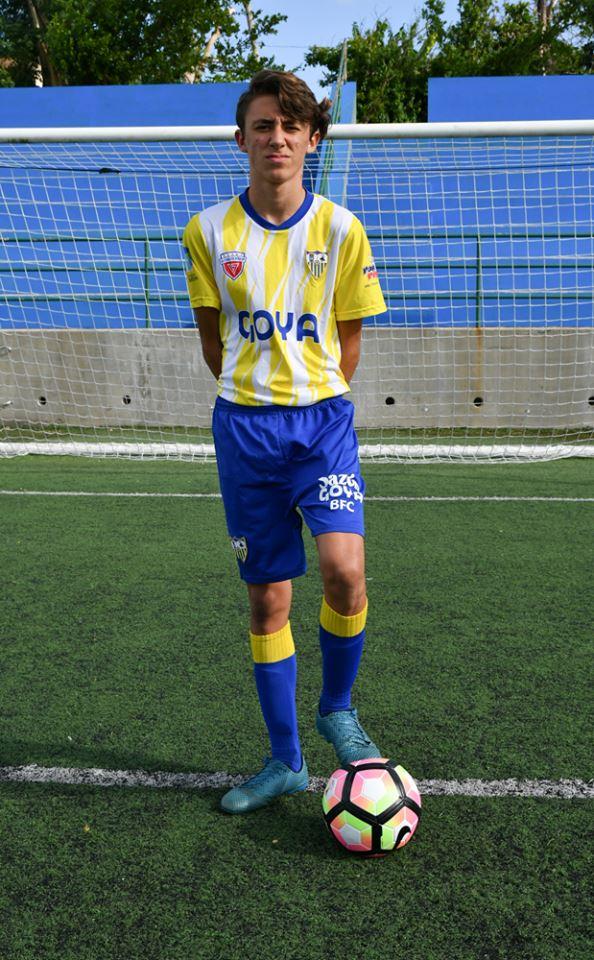 Nuevos uniformes del Bayamón FC